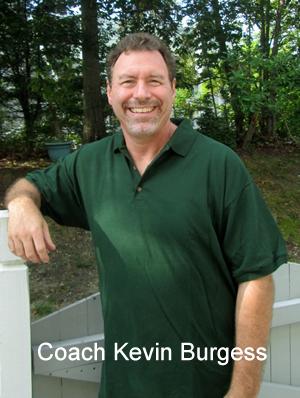 Coach Kevin Burgess of Total Human Performance LLC