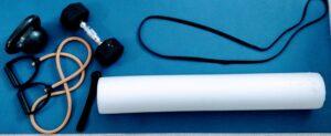 Basic home exercise equipment